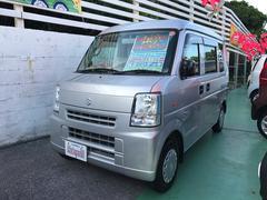沖縄の中古車 スズキ エブリイ 車両価格 64万円 リ済込 平成21年 4.7万K シルバー
