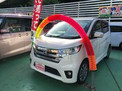沖縄の中古車 日産 デイズ 車両価格 84万円 リ済込 平成25年 6.0万K パール