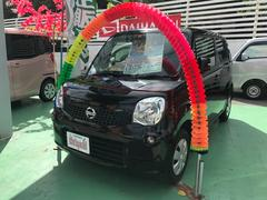 沖縄の中古車 日産 モコ 車両価格 59万円 リ済込 平成23年 6.1万K アーバンブラウンPM