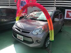 沖縄の中古車 トヨタ パッソ 車両価格 78万円 リ済込 平成27年 4.4万K ライトパープル