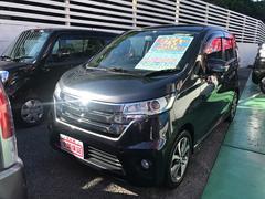 沖縄の中古車 日産 デイズ 車両価格 74万円 リ済込 平成25年 7.1万K ダークパープル