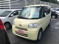 沖縄の中古車 ダイハツ タント 車両価格 64万円 リ済込 平成23年 7.8万K ライトイエロー