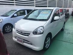 沖縄の中古車 ダイハツ ミライース 車両価格 59万円 リ済込 平成25年 2.5万K ホワイト