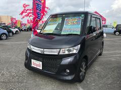 沖縄の中古車 スズキ パレットSW 車両価格 73万円 リ済込 平成23年 7.2万K ルナグレーパールメタリック