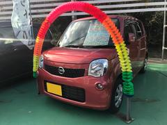沖縄の中古車 日産 モコ 車両価格 66万円 リ済込 平成23年 4.9万K ピンク