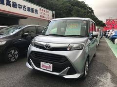 タンクX S 社外ナビTV スマートアシスト
