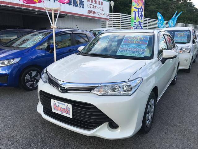 沖縄県の中古車ならカローラアクシオ 1.3X 純正ナビTV