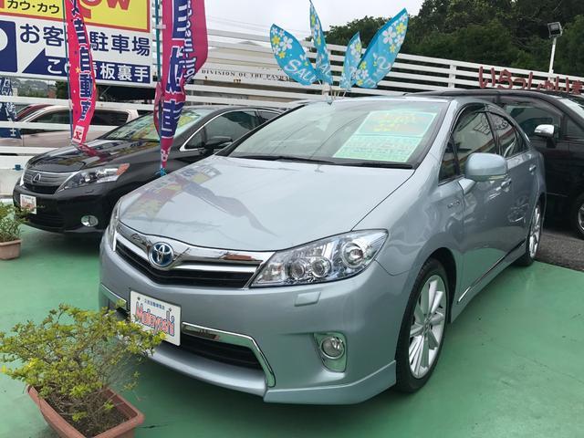 沖縄県の中古車ならSAI S ツーリングセレクション HDDナビTV