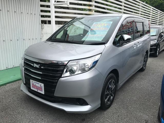 沖縄県の中古車ならノア X Vパッケージ 純正ナビTV