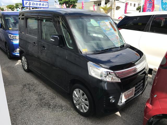 沖縄県の中古車ならソリオバンディット ハイブリッドMV 社外ナビTV