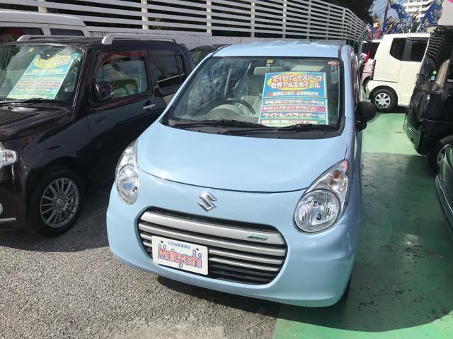 沖縄県沖縄市の中古車ならアルトエコ ECO-L アイドリングストップ