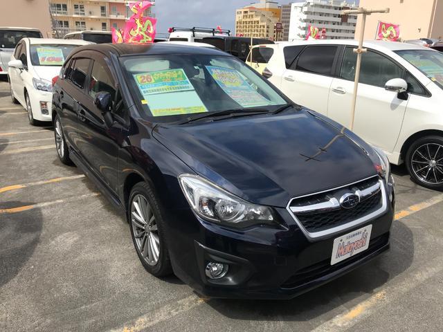 沖縄県沖縄市の中古車ならインプレッサスポーツ 2.0i-S 社外ナビ バックモニター