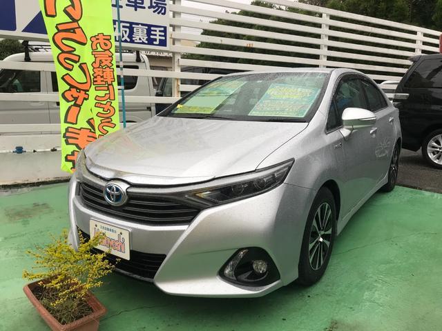 沖縄県の中古車ならSAI S 純正ナビTV ブルートゥース バックモニター