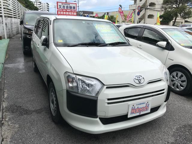 沖縄県沖縄市の中古車ならプロボックス GL 純正ナビTV ワンオーナー