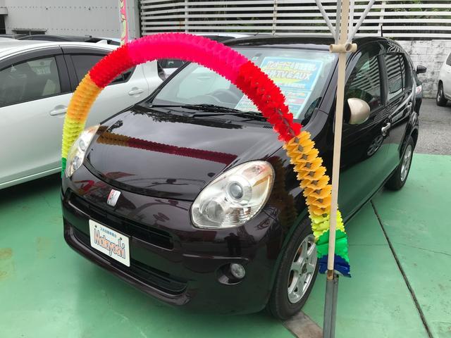 沖縄県沖縄市の中古車ならパッソ プラスハナ ワンオーナー TV