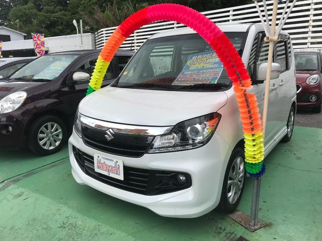 沖縄県の中古車ならソリオバンディット ベースグレード 社外ナビTV レーダーブレーキサポート ブルートゥース