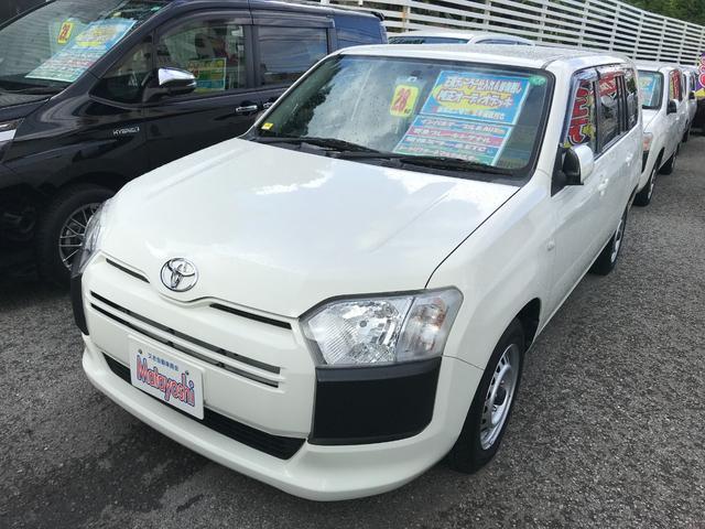 沖縄県の中古車ならプロボックス GL ETC