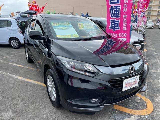沖縄県の中古車ならヴェゼル ハイブリッドX 純正ナビTV バックモニター シティブレーキアクティブ ブルートゥース