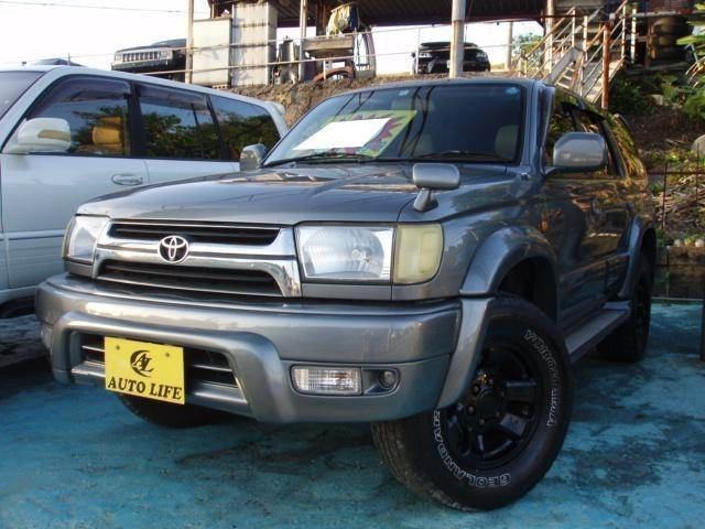 沖縄県の中古車ならハイラックスサーフ SSR-X