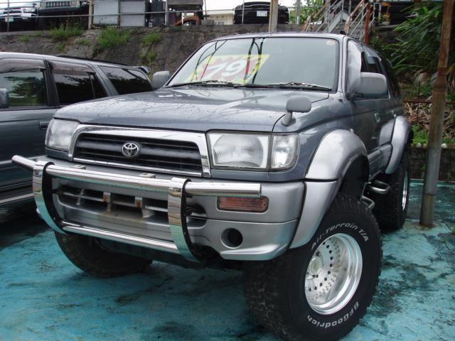 沖縄県の中古車ならハイラックスサーフ SSR-V ワイド
