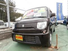 沖縄の中古車 スズキ MRワゴン 車両価格 49万円 リ済込 平成23年 9.5万K ブラウン