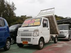 沖縄の中古車 スズキ キャリイトラック 車両価格 59万円 リ済込 平成19年 14.6万K ホワイト