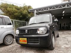 沖縄の中古車 スズキ アルトラパンショコラ 車両価格 63万円 リ済込 平成25年 7.8万K ブラックM
