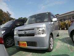 沖縄の中古車 ダイハツ ムーヴコンテ 車両価格 53万円 リ済込 平成23年 4.1万K シルバー