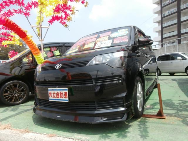 沖縄県の中古車ならスペイド F スマートPG MODELISTAエアロ
