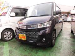 沖縄の中古車 スズキ パレットSW 車両価格 60万円 リ済込 平成23年 9.5万K パープルM