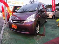 沖縄の中古車 ダイハツ ムーヴ 車両価格 50万円 リ済込 平成23年 7.8万K パープル