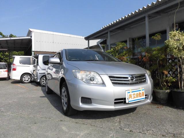 沖縄県の中古車ならカローラアクシオ