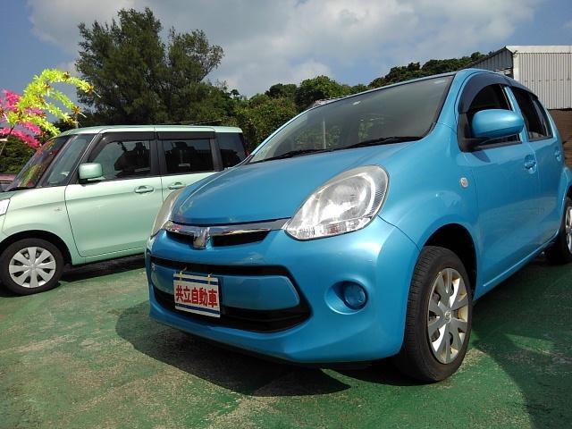 沖縄県沖縄市の中古車ならパッソ 1.0 X Gパック