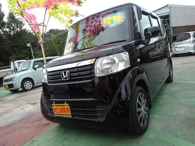 沖縄県の中古車ならN-BOX+ G・ターボパッケージ