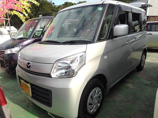 沖縄県の中古車ならフレアワゴン XG