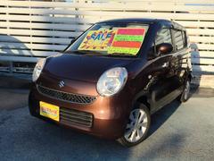 沖縄の中古車 スズキ MRワゴン 車両価格 27万円 リ済込 平成20年 8.3万K ブラウン