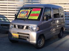 沖縄の中古車 日産 NV100クリッパーバン 車両価格 42万円 リ済込 平成24年 6.7万K シルバー