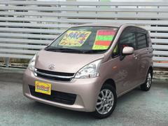 沖縄の中古車 ダイハツ ムーヴ 車両価格 35万円 リ済別 平成23年 9.7万K ローズ