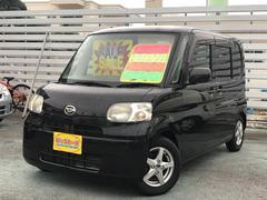 沖縄の中古車 ダイハツ タント 車両価格 39万円 リ済別 平成21年 10.8万K ブラック