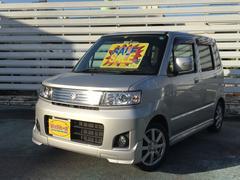 沖縄の中古車 スズキ ワゴンR 車両価格 29万円 リ済別 平成20年 9.3万K シルバー