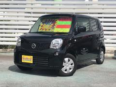 沖縄の中古車 日産 モコ 車両価格 59万円 リ済別 平成25年 6.2万K ブラック