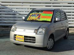 沖縄の中古車 スズキ アルト 車両価格 17万円 リ済別 平成21年 9.3万K シルキーシルバーM