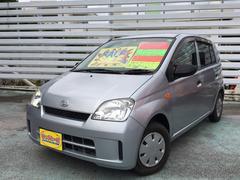 沖縄の中古車 ダイハツ ミラ 車両価格 17万円 リ済別 平成17年 3.1万K シルバー