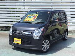 沖縄の中古車 マツダ フレア 車両価格 59万円 リ済別 平成26年 6.0万K ルナグレーパールメタリック