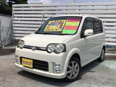 沖縄の中古車 ダイハツ ムーヴ 車両価格 25万円 リ済込 平成17年 5.0万K ホワイト