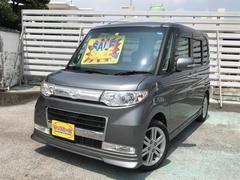 沖縄の中古車 ダイハツ タント 車両価格 59万円 リ済込 平成22年 10.1万K プラチナグレーM