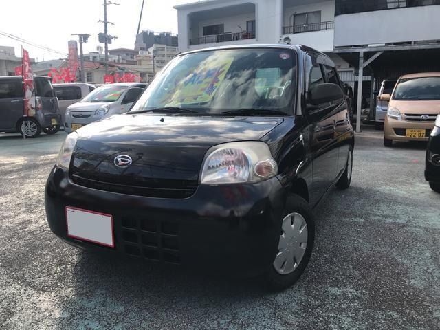 沖縄県の中古車ならエッセ D セキュリティアラーム キーレス CD Wエアバック