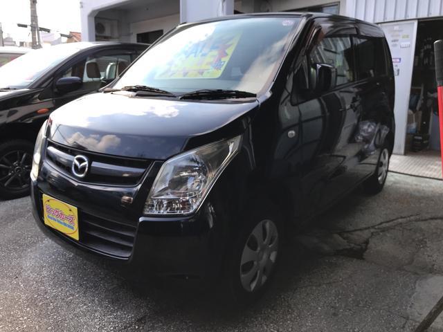 沖縄県の中古車ならAZワゴン XG キーレス  CD Wエアバック ABS