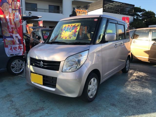 沖縄県の中古車ならパレット L プッシュスタート ベンチシート ABS Wエアバック