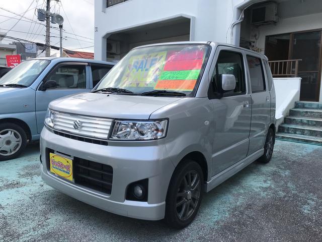 沖縄県の中古車ならワゴンR スティングレーX スマートキー 電動格納ミラー ABS